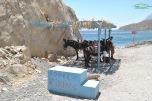 Embros Thermae Kos - daca doriti o altfel de calatorie pana la plaja se poate si cu magarusul