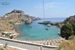 Lindos Insula Rodos - Plaja Agios Pavlos