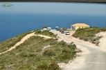 Navagio - Insula Zakynthos -Punct belvedere -parcare
