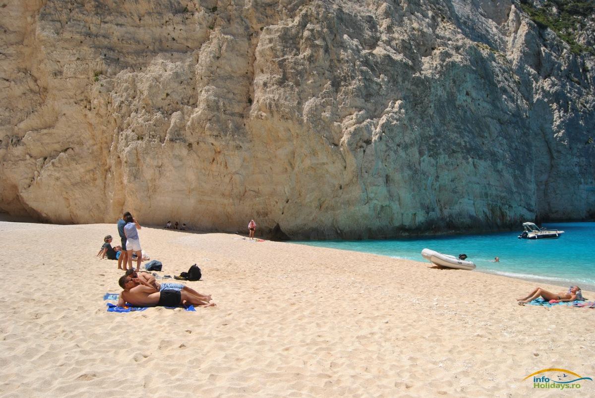 Navagio -Insula Zakynthos - relaxare