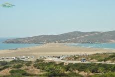 Prasonisi Beach - vedere panoramica