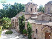 Biserica Sfantul Dyonissos - Excursie Muntele Olimp