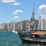 Vas croaziera - Salonic