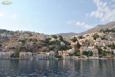 Insula Symi - zona rezidentiala