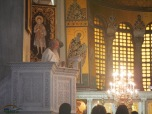 Slujba - Biserica Sfantul Dumitru - Sallonic