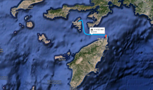 Ferry Rodos-Symi