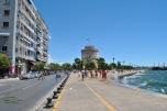 Promenada - Turnul Alb -Salonic