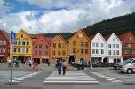 Bergen - cartierul Briggen, vedere de ansamblu