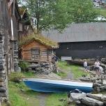 Norvegia - Geiranger - in zona portuara