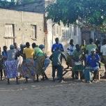 Zangbeto dance