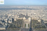 Eiffel Tower - Panoramic view