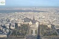 Eiffel Tower - Panoramic view