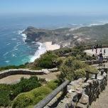 Cape Point - traseu spre varf!