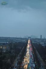 Champs-Élysées by night