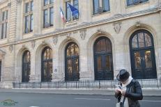 Facultatea Sorbonne - Cartierul Latin