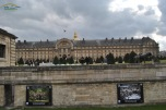 The north front of the Invalides