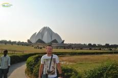 Delhi - Templul Lotus - Religie Bahai
