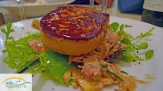Foie gras - Paris