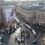 Panoramic view Lafayette