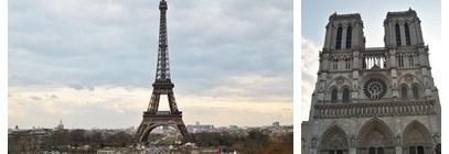 Paris - Mic ghid turistic