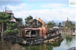 Frontierland atraction