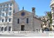The church of Santa Maria-Lugano Church Inside Hall
