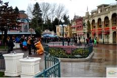 Main Street Disneyland