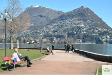 Enjoy free time in Lugano