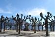 Lugano lakeside promenade