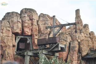 Frontierland - Disneyland
