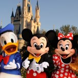 Disneyland Paris Characters