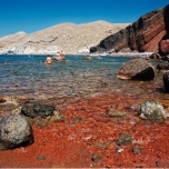 Read Beach- Santorini