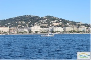 Sea view of Croisette - Cannes