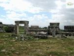 Pamukkale - Necropola Hierapolis