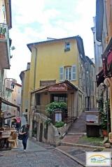 Le Suquet streets - Cannes