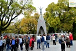 Japonia - Circuit -The Children's Peace Monument in Hiroshima