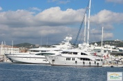 Yachting in Cannes