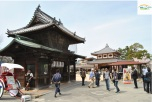 Japonia - Circuit -Itsukushima temple