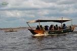 Benin - Ganvie - transportul in comun