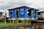 Benin - Ganvie - case interesante