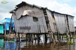 Benin - Ganvie - case darapanate
