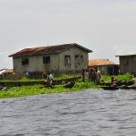 Benin - Ganvie - localnici