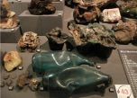 Japonia- Circuit-Hiroshima Damage Melted Glass Hiroshima Museum