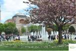 Istanbul - Hagia Sofia park