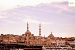 Istanbul - Bosfor Cruise city view