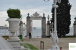 Istanbul - Dolmabahce Palace - Sea entrance