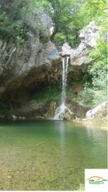 Cascada Drimona - Insula Evia