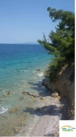 Koutsoubri Beach - Evia Island