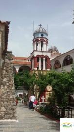 Manastirea Sf David - Evia Island