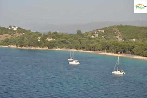 Plaja Koukounaries  - Skiathos Island